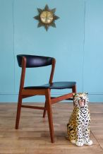 Danish teak mid century chair - SOLD
